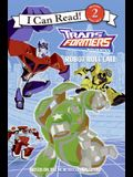 Transformers Animated: Robot Roll Call (I Can Read - Level 2 (Quality))