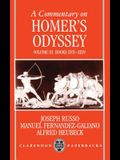 A Commentary on Homer's Odyssey: Volume III: Books XVII-XXIV