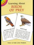 Learning about Birds of Prey [With 12 Full-Color]