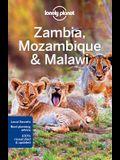Lonely Planet Zambia, Mozambique & Malawi