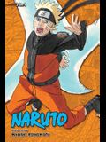 Naruto (3-In-1 Edition), Vol. 19: Includes Vols. 55, 56 & 57