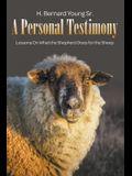 A Personal Testimony
