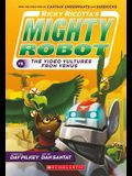 Ricky Ricotta's Mighty Robot vs. the Video Vultures from Venus (Ricky Ricotta's Mighty Robot #3), 3