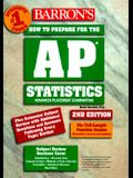 Barron's How to Prepare for the AP Statistics: Advanced Placement Examination