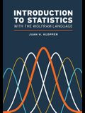 Introduction to Statistics with the Wolfram Language