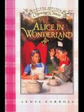 Alice in Wonderland Deluxe Book and Charm (Charming Classics)