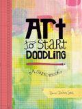 Art to Start Doodling: A Sketchbook