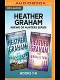 Heather Graham Krewe of Hunters Series: Books 7-8: The Unspoken & the Uninvited