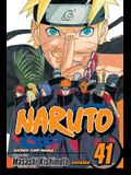 Naruto, Vol. 41, 41