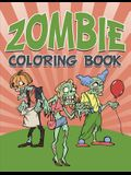 Zombie Coloring Book: Halloween