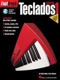 Fasttrack Keyboard Method - Spanish Edition - Book 1: Fasttrack Teclado 1