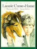 Lassie Come-Home: Eric Knight's Original 1938 Classic in a New Picture-Book Edition