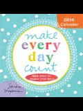 2016 Make Every Day Count Boxed Calendar