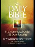 The Daily Bible: New International Version: With Devotional Insights to Guide You Through God's Word