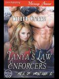 Tanya's Law Enforcers [men of Montana 10] (Siren Publishing Menage Amour)