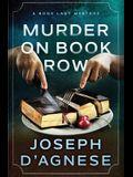 Murder on Book Row