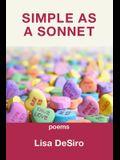 Simple as a Sonnet