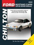 Chilton-Tcc Frd Must 79-93 Mercury Cap 79-86