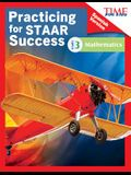 Time for Kids Practicing for Staar Success: Mathematics: Grade 3 (Spanish Version) (Grade 3)