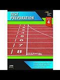 Steck-Vaughn Core Skills Test Preparation: Workbook Grade 4