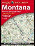 Delorme Montana Atlas & Gazetteer 10th Edition