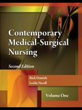 Contemporary Medical-Surgical Nursing, Volume 1 [With CDROM]