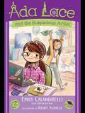 ADA Lace and the Suspicious Artist, Volume 5