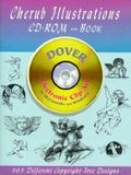 Cherub Illustrations CD-ROM and Book
