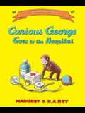 Curious George Goes to the Hospital [With Free Downloadable Audio]