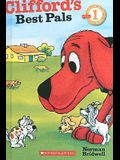 Clifford's Best Pals (Turtleback School & Library Binding Edition) (Scholastic Reader: Level 1 (Pb))