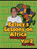 Kelsey's Lessons on Africa Vol 2