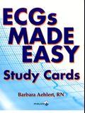 Ecgs Made Easy Study Cards