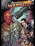 The Cosmic Warrior Issue #2