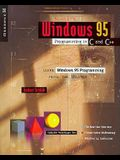Schildt's Windows 95 Programming in C and C++