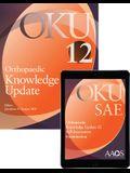Orthopaedic Knowledge Update 12 Print and Sae Package