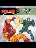 Iron Man vs. Titanium Man