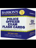 Police Officer Exam Flash Cards