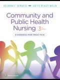 Community & Public Health Nursing: Evidence for Practice