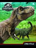 Jurassic World: Look and Find Activity Book
