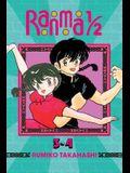 Ranma 1/2, Volume 3 & 4