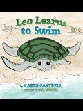 Leo Learns to Swim