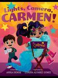 Lights, Camera, Carmen!