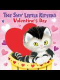 The Shy Little Kitten's Valentine's Day