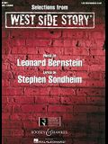 Selections from West Side Story: Late Intermediate Level