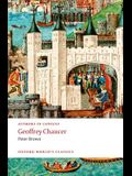 Geoffrey Chaucer (Authors in Context) (Oxford World's Classics)