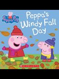 Peppa's Windy Fall Day (Peppa Pig)