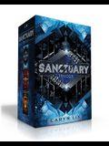 Sanctuary Trilogy: Sanctuary; Containment; Salvation