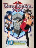 Buso Renkin: Volume 10