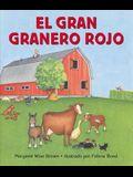 El Gran Granero Rojo: The Big Red Barn (Spanish Edition)