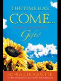 Time Has Come... to Accept Your Intuitive Gifts!